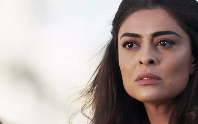 Bibi (Juliana Paes) terá fuga frustrada por Dantas (Edson Celulari) em A Força do Querer - Reprodução/TV Globo