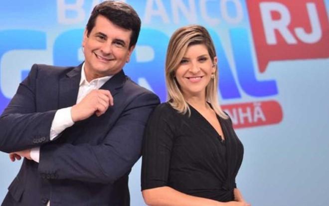 Rebaixou apresentadores   Record adota padrão São Paulo e decreta fim de telejornais