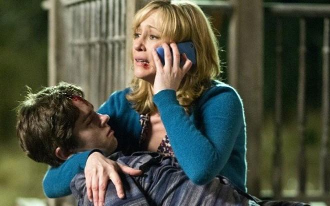 Vera Farmiga e Freddie Highmore em Bates Motel; série é símbolo do inchaço de séries na TV - Divulgação/A&E