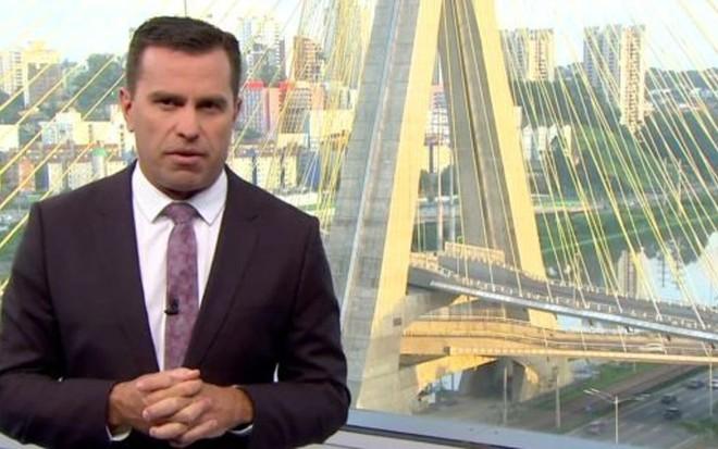Resultado de imagem para Rodrigo Bocardi na Globo