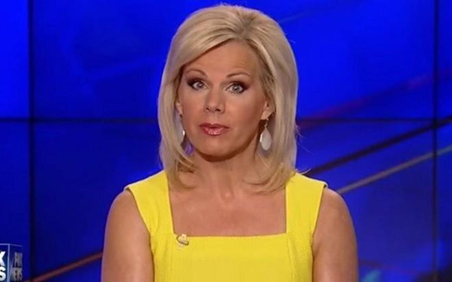 A apresentadora Gretchen Carlson em programa do canal Fox News, no mês passado - Reprodução/Fox News