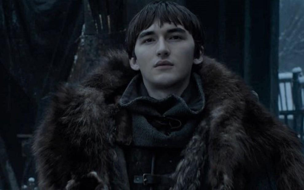Vidente de Game of Thrones, Bran Stark é peça-chave na temporada final · Notícias da TV