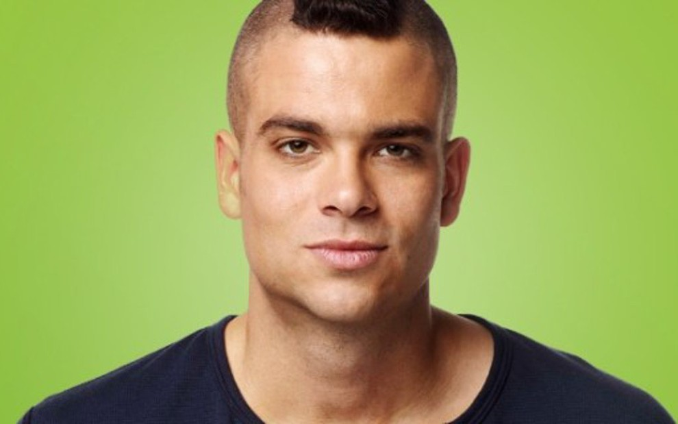 Mark Salling interpretou o bad boy Noah 'Puck' Puckerman na série musical Glee - Divulgação/Fox