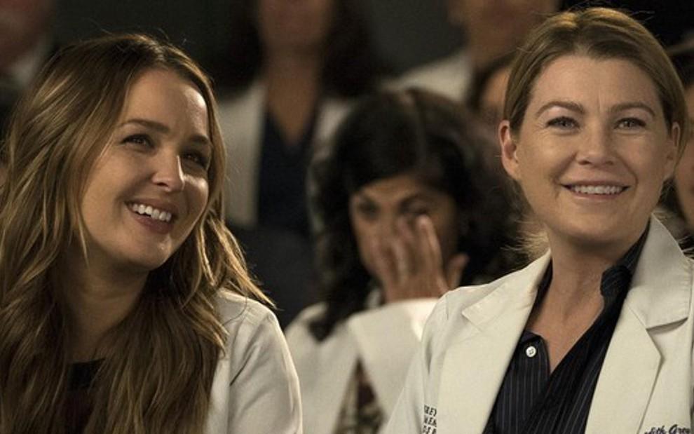 Grey's Anatomy já é a oitava série mais longa da TV dos ...