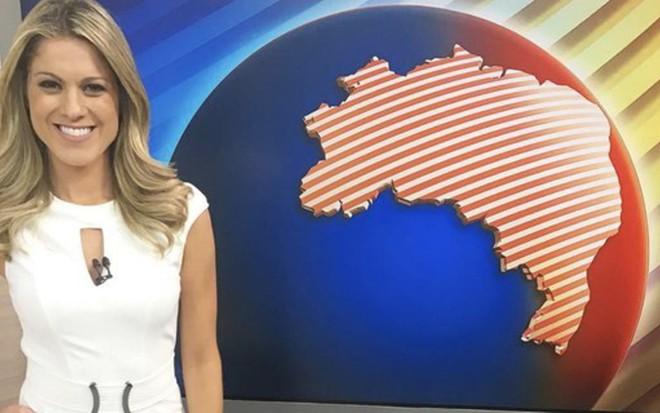 globo lança nova apresentadora do tempo no jn após promoção de majuglobo lança nova apresentadora do tempo no jn após promoção de maju · notícias da tv