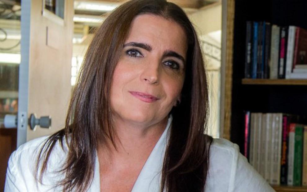 Malu Mader em Malhação: Vidas Brasileiras, seu último trabalho na Globo; ex-protagonista perdeu prestígio - Raquel Cunha/TV Globo