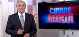 """Na volta ao Cidade Alerta, em 2012, Marcelo Rezende mudou o tom do programa, acrescentou humor e fazia brincadeiras com os integrantes. Também emplacou bordôes como """"Corta pra mim"""" e """"Sapeca iá iá"""""""