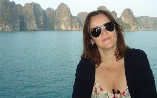 A autora Márcia Prates, que foi afastada do texto de Liberdade, Liberdade, novela das 11 - Divulgação