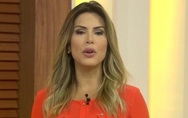 apresentadora da globo surpreende colegas e pede demissão paraapresentadora da globo surpreende colegas e pede demissão para trabalhar na record · notícias da tv