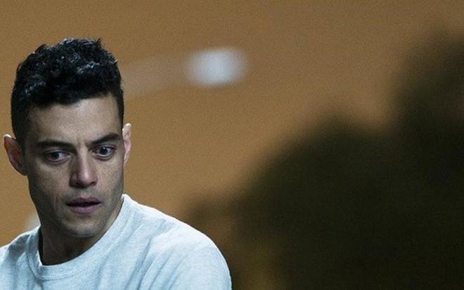 O ator Rami Malek em cena da terceira temporada de Mr. Robot. que estreia nesta quinta (12) - Imagens: Divulgação/USA Network