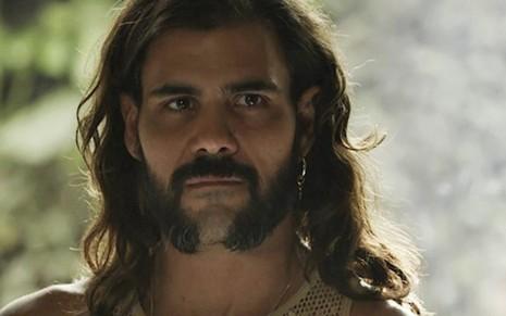 """Mariano (Juliano Cazarré) passará dez capítulos """"morto"""" em O Outro Lado do Paraíso - Reprodução/TV Globo"""