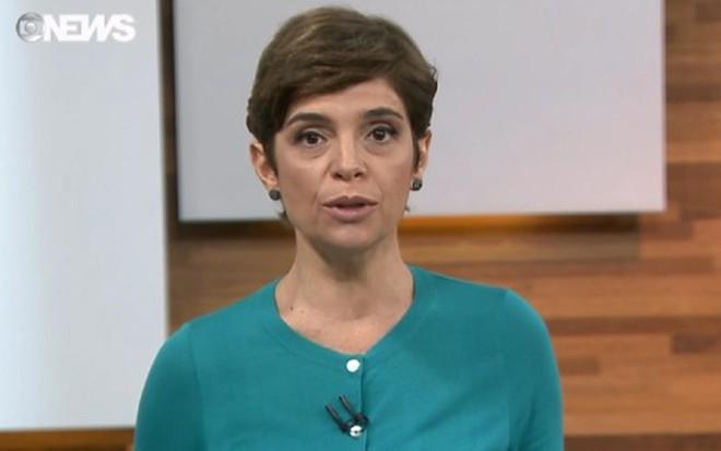 """Mariana Godoy assume comando do """"Jornal das …"""