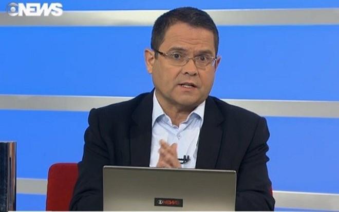 Jornalista rejeita mentira sobre demissão e fica sem adeus na Globo  |