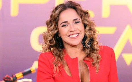 A cantora Daniela Mercury integra o trio de jurados do SuperStar na terceira temporada - Ellen Soares/TV Globo