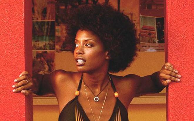 Thalma de Freitas em ensaio de fotos feito para divulgação de seu show solo, em Los Angeles - Divulgação/Brian B+ Cross