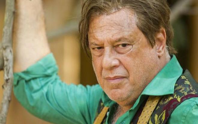 Antonio Fagundes (Afrânio) mostrará que nunca matou na novela Velho Chico, da Globo - Reprodução/TV Globo