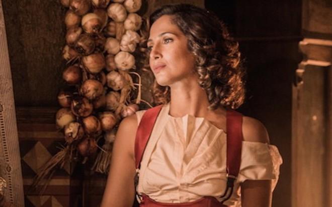 A atriz Camila Pitanga entra na novela Velho Chico para interpretar Tereza adulta - Caiuá Franco/TV Globo