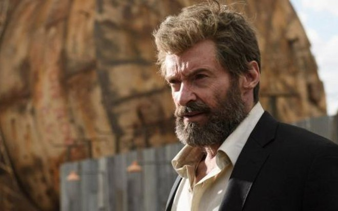 Hugh Jackman vive Logan no filme de mesmo nome: imortal, personagem surge mais velho - Divulgação/Fox
