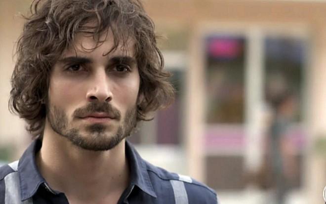 Fiuk (Ruy) em cena de A Força do Querer; playboy vai infernizar a rival da mãe após traição - Reprodução/TV Globo