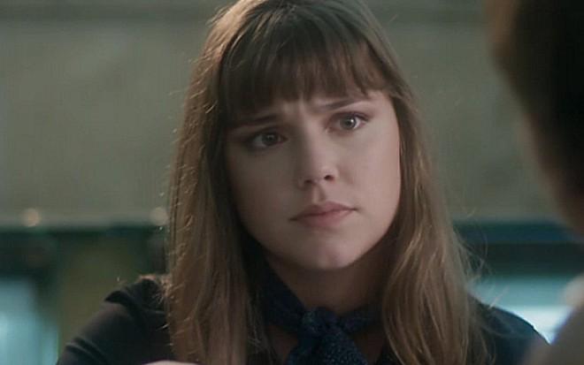 dbc46e98a0 Alice Wegmann (Isabela) em cena de A Lei do Amor  personagem retorna  vingativa
