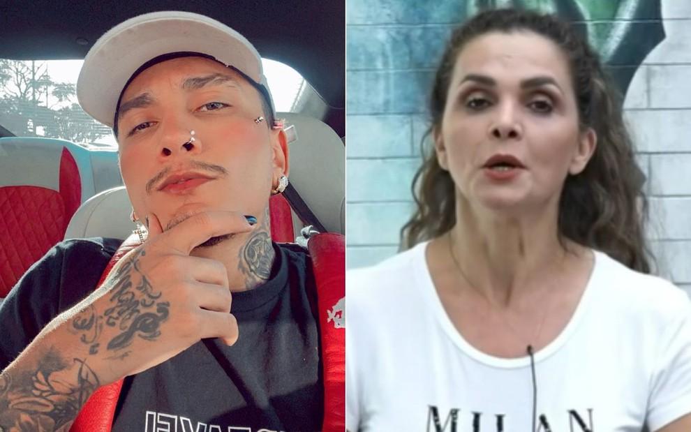 Luiza Ambiel, Dynho Alves, Mc Mirella, A Fazenda, A Fazenda 12, Record