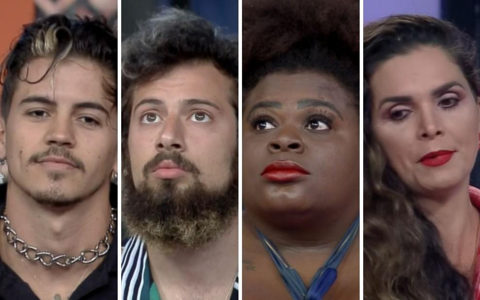 Quem deve sair de A Fazenda 12: Biel, Cartolouco, Jojo ou Luiza? Vote na enquete · Notícias da TV