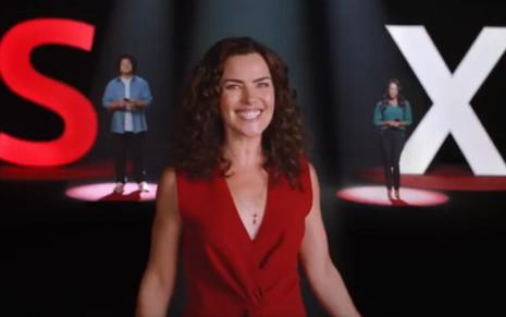 Ana Paula Arósio faz piada com seu sumiço da TV em comercial ...