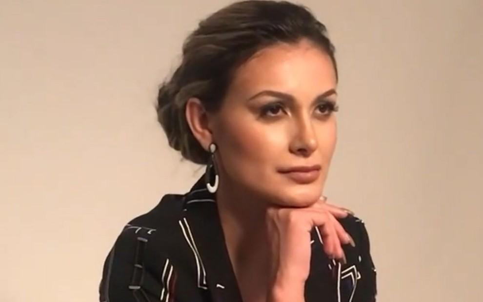 Andressa Urach retoma carreira de modelo após discutir com evangélicos ·  Notícias da TV