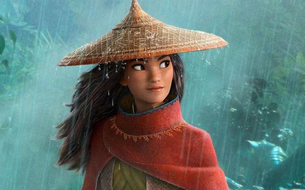 Carismático e envolvente, Raya e o Último Dragão é o mais novo acerto da Disney · Notícias da TV