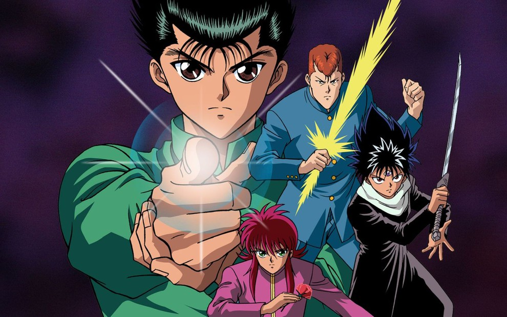Personagens do anime Yu Yu Hakusho