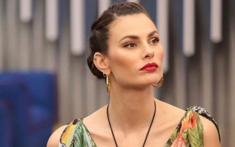 Imagem de Dayane Mello no Gran Fratello VIP, Big Brother da Itália