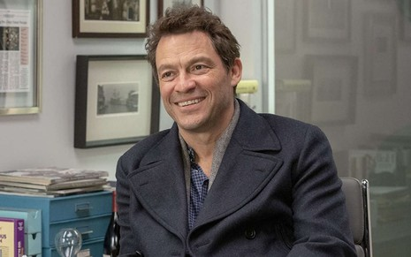 Dominic West em cena de The Affair (2014-2019)