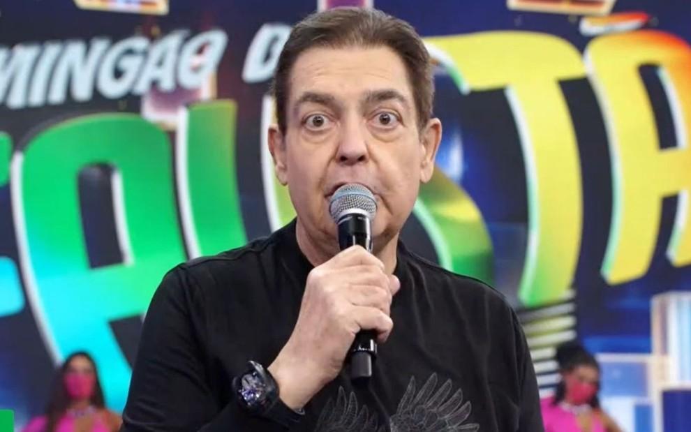 Faustão surge magro no Domingão e choca web; saiba por que ele perdeu 24  quilos · Notícias da TV