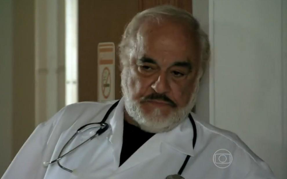 Ator de Flor do Caribe, Jonas Mello morre aos 83 anos · Notícias da TV