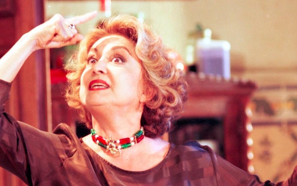 Eva Wilma entrega origem de bordão de A Indomada, que volta ao Globoplay ·  Notícias da TV