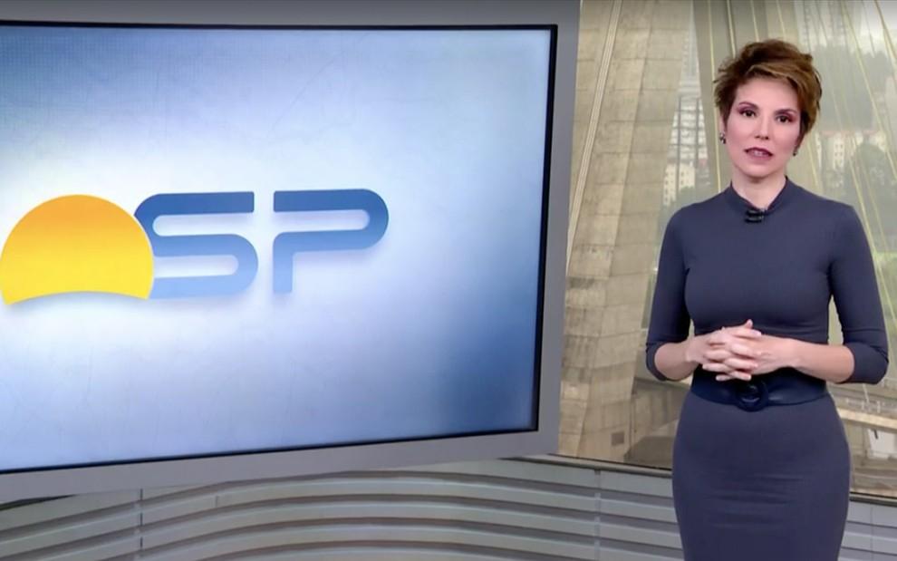 Demissão de Gloria Vanique logo após jornal surpreende chefia da Globo ·  Notícias da TV