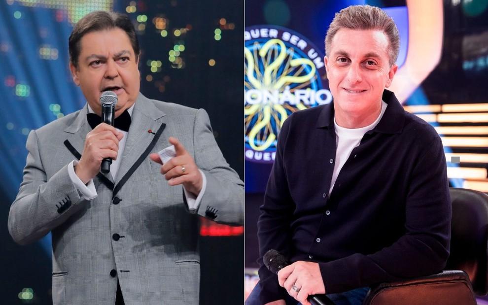 Sem Faustão ou Luciano Huck, Globo deve 'fazer compras' na concorrência ·  Notícias da TV