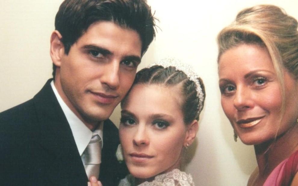 Reynaldo Gianecchini confessa que se odiou como protagonista de Laços de  Família · Notícias da TV