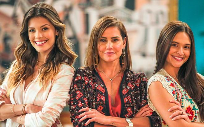 'Ela é a 4ª mocinha da história' | Galinha vira confidente de trio de protagonistas de nova trama das 19h