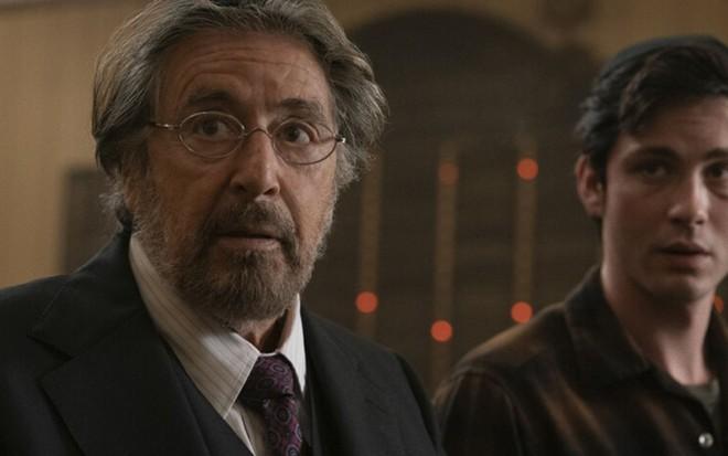 Astro de Hunters | Al Pacino tem participação engolida por roteiro