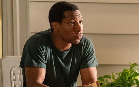 Jonathan Majors em Lovecraft Country, da HBO