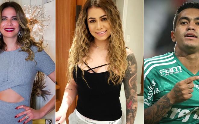 Ex-mulher do jogador Dudu dá o cano em Luciana Gimenez e não aparece em gravação – Notícias da TV