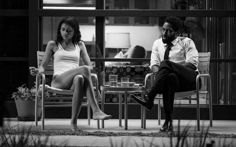 Com Zendaya em seu auge, Malcolm & Marie é nova prova de evolução da Netflix · Notícias da TV