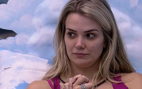 Marcela Mc Gowan no quarto céu do Big Brother Brasil 20, da Globo