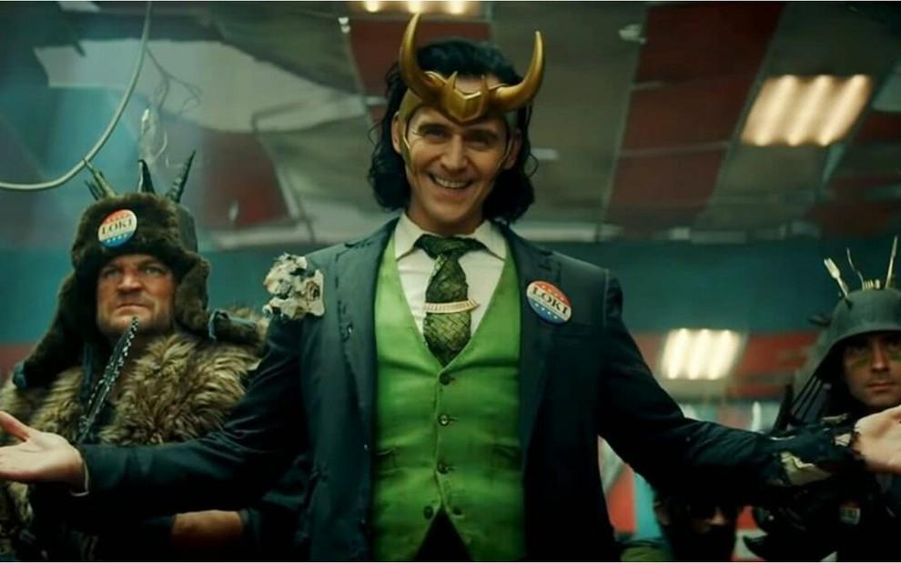 Loki supera Falcão e o Soldado Invernal e bate recorde de audiência no  Disney+ · Notícias da TV