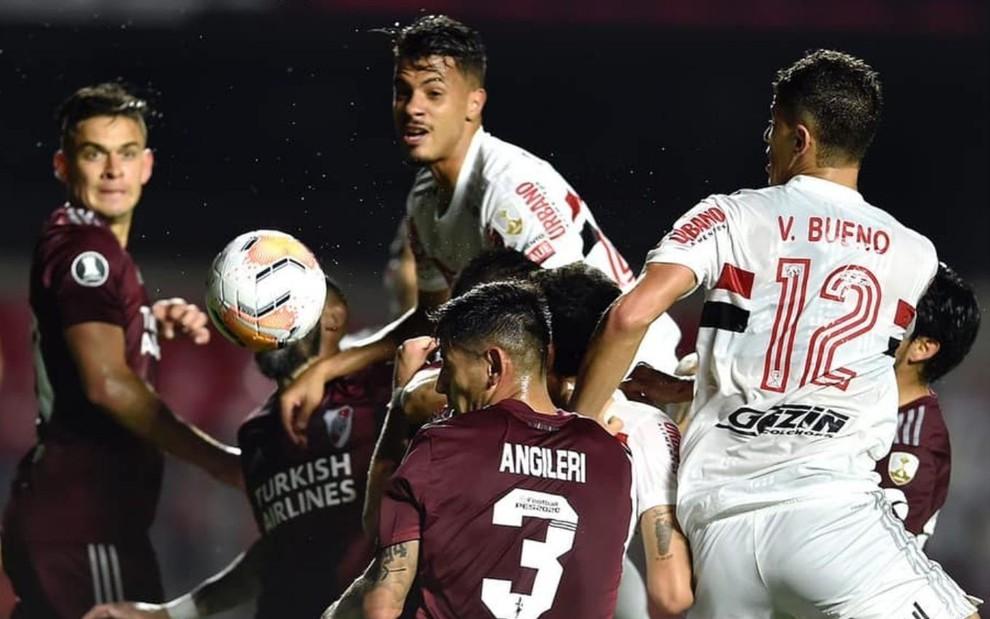 Libertadores Onde Assistir River Plate X Sao Paulo Ao Vivo E Online Noticias Da Tv