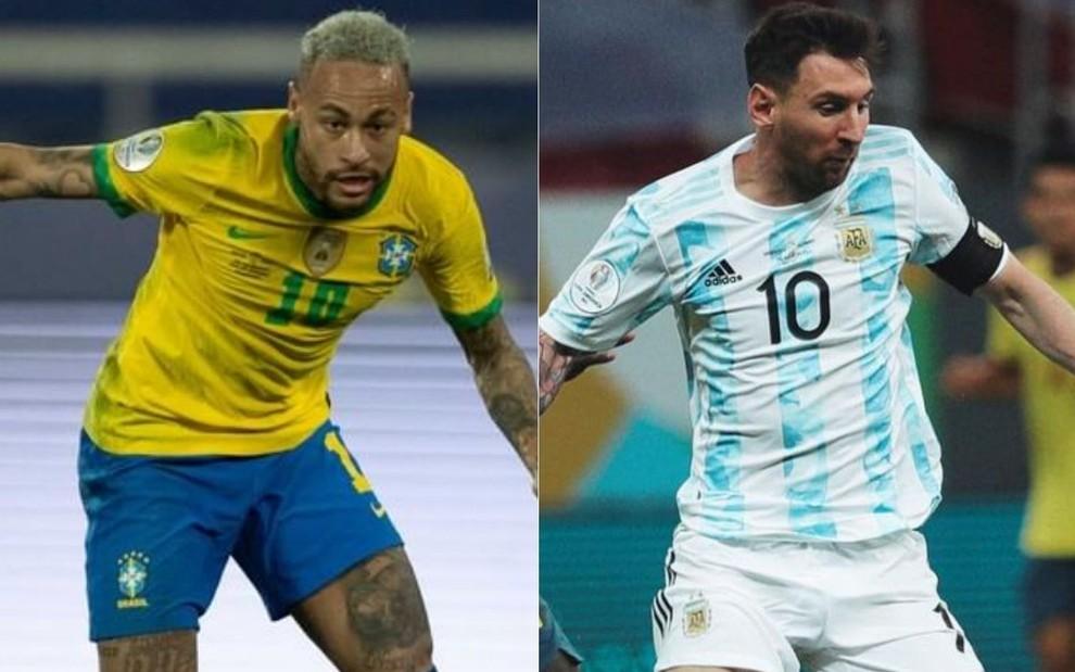 Copa América sem Globo: Onde assistir Brasil x Argentina ao vivo e online ·  Notícias da TV
