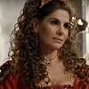Helena Fernandes (Marion) em cena de Belaventura; vilã se aliará ao inimigo do marido - Reprodução/Record