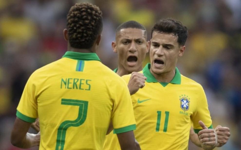 Resultado de imagem para brasil x bolivia
