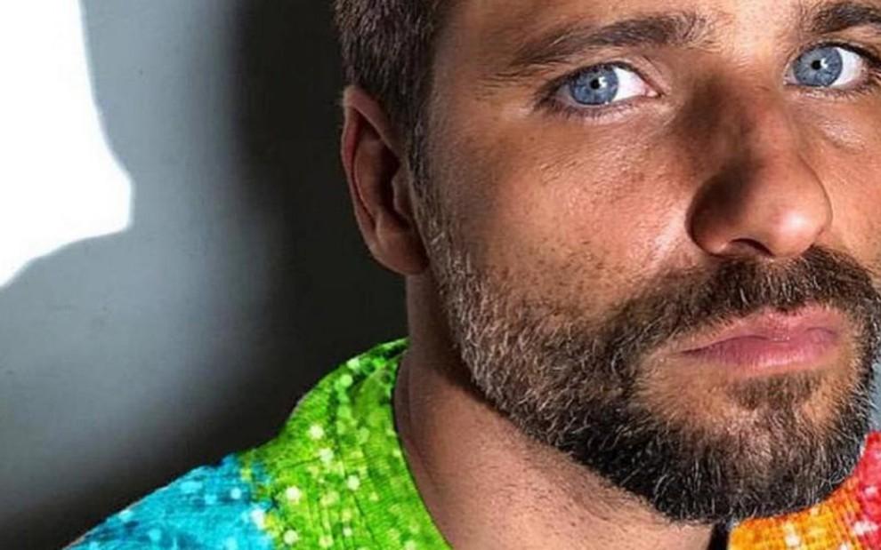 Bruno Gagliasso em foto publicada no seu Instagram  ator disse que  deu  vontade de 654d2e7e67b25
